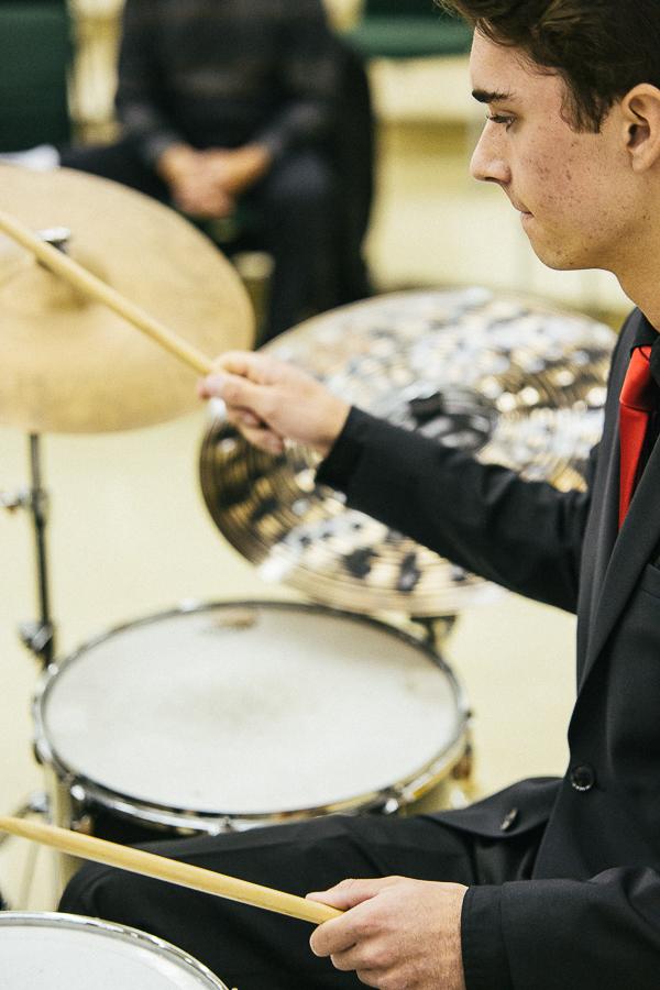 IAJ jazz student Fall Semster 2017